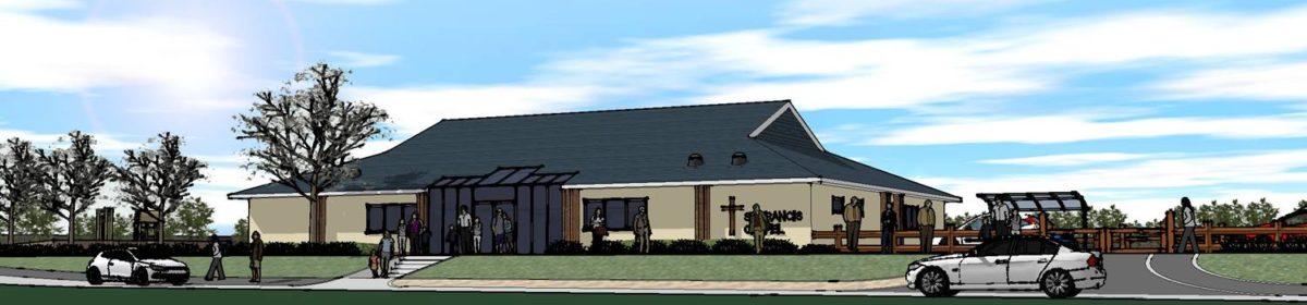 New Hunsdon Chapel